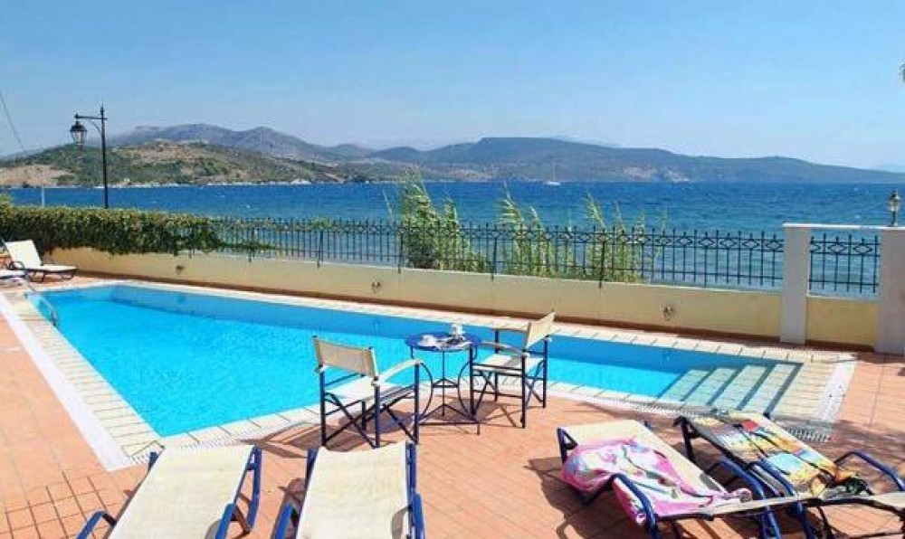 Lefkas vacation rental with