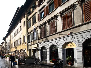 Florence vacation rental with