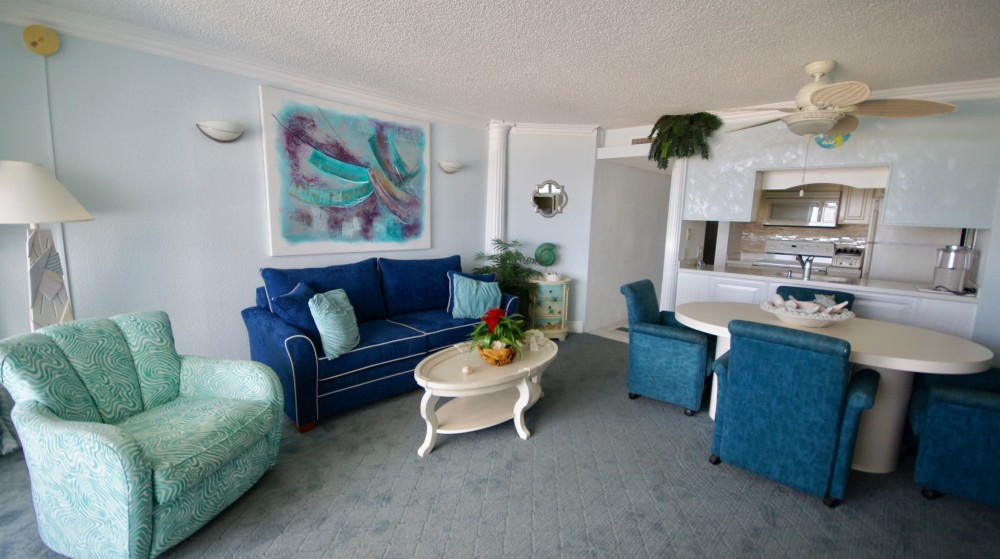 Ocean City vacation rental with Living area