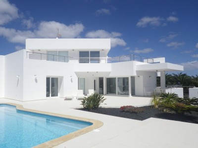 Disenador Villa in Lanzarote - Heated swimming pool and Jacuzzi