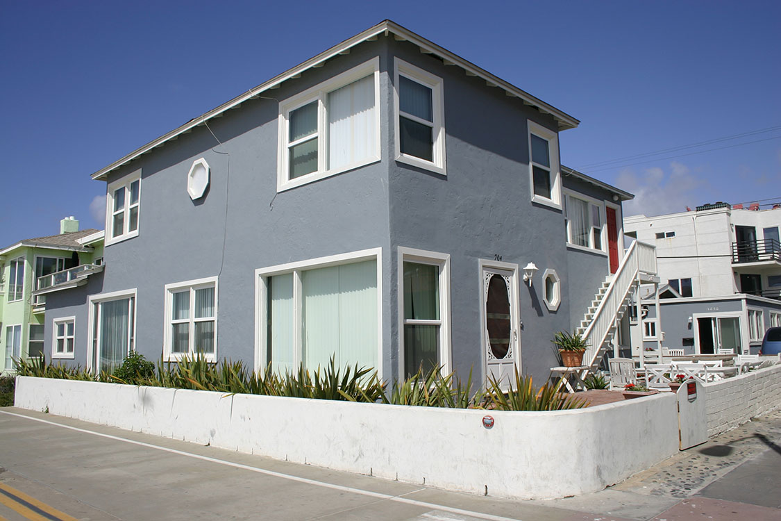 Fabulous Ocean Front Home