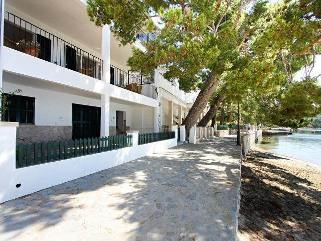Apartamento en primera linea de playa