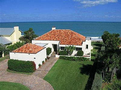 Stunning OceanFront Villa In Vero Beach