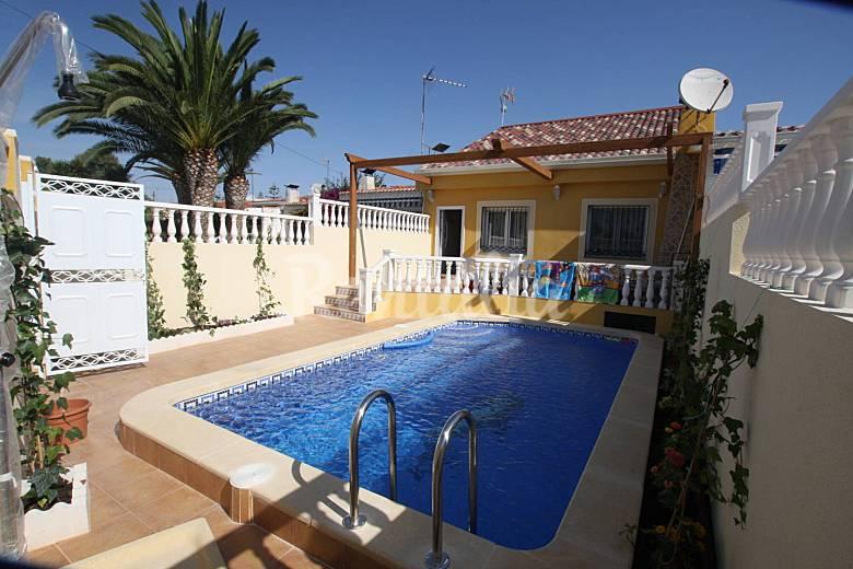 Villa Dar Saioa -  Playa los Locos Holiday Rentals