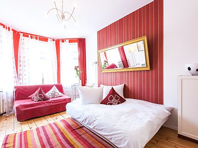 2 Room Apartment in Pappelallee - Berlin Holiday Rentals