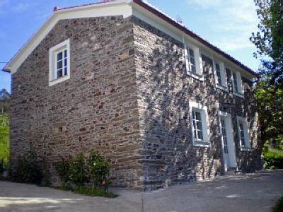 Villa El Olivo - Rias Altas, Galicia (Spain)
