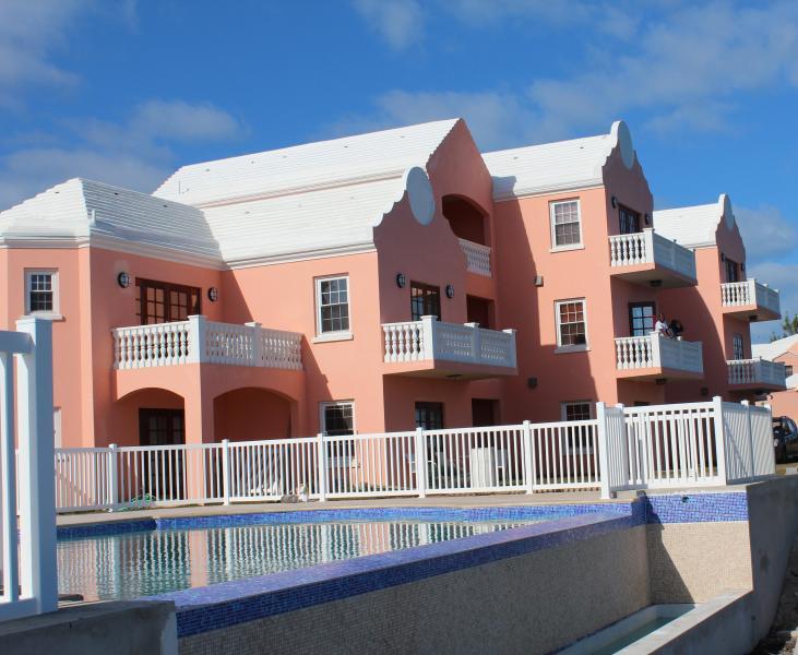 2 Bed Short Term Rental Apartment Hamilton Parish