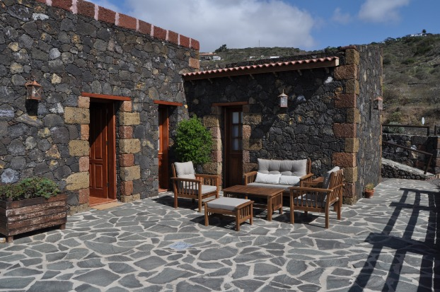 The Tin Bed Self Catering Cottage - El Hierro Holiday Rentals