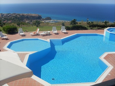 Apartment with Stunning Views with Fantastic Pool - Tropea Holiday Rentals
