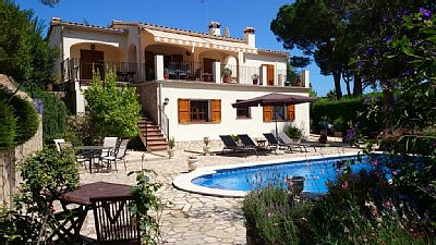 Charming Villa For 6 People Near To Beach - Calonge Holiday Rentals