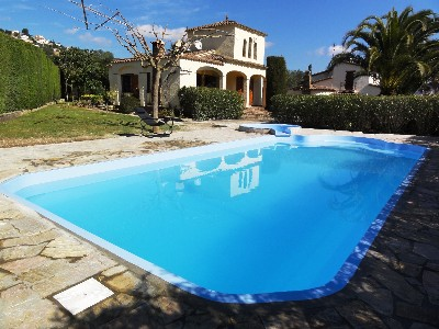 Villa With Garden Pool And Jacuzzi - Calonge Holiday Rentals