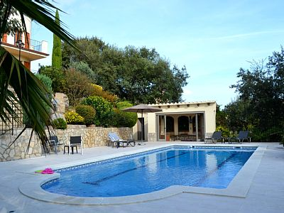 Luxury Villa With Mountain View - Calonge Holiday Rentals