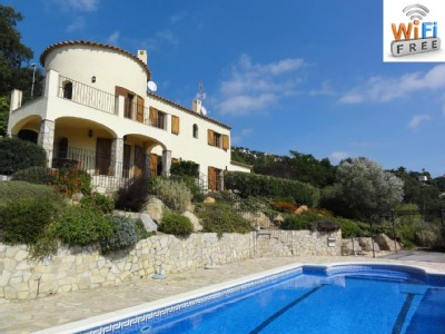 Wonderful Stunning Villa With Private Pool -  Calonge Holiday Rentals