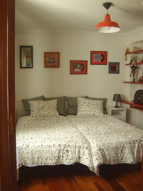 Beautiful Apartment For Rent With A Roof - Bilbao Holiday Rentals