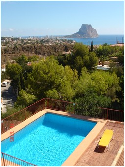 2 Bedroom Beautifully Designed Villa - Calpe Holiday Rentals