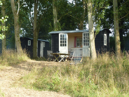 The Original Hut - Sussex Holiday Rentals