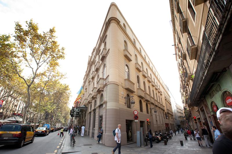 Barcelona vacation home
