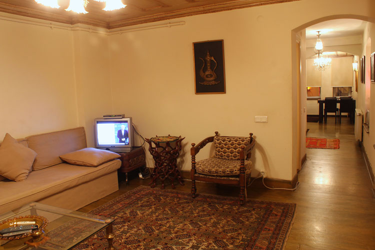 Apartment in the Heart of the City - Istanbul Holiday Rentals