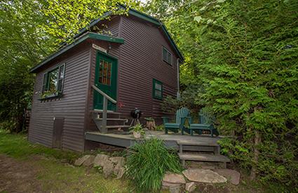 Adirondacks 1 Bedroom Chalet