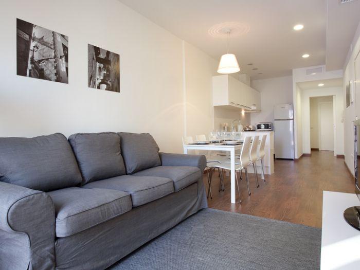 3 Bed Short Term Rental Apartment Barcelona