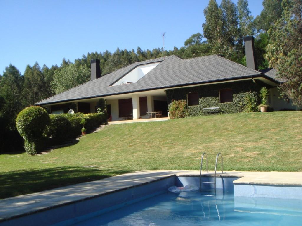 MENDIONDO 37 - Villa 6 dormitorios 4 kilometros de la playa - Alquiler de Vacaciones Urduliz