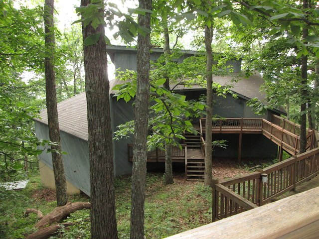 wintergreen vacation rental with