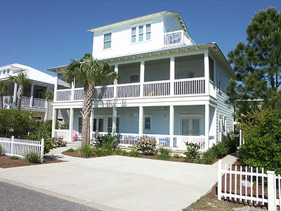 4 Bed Short Term Rental House Seagrove Beach