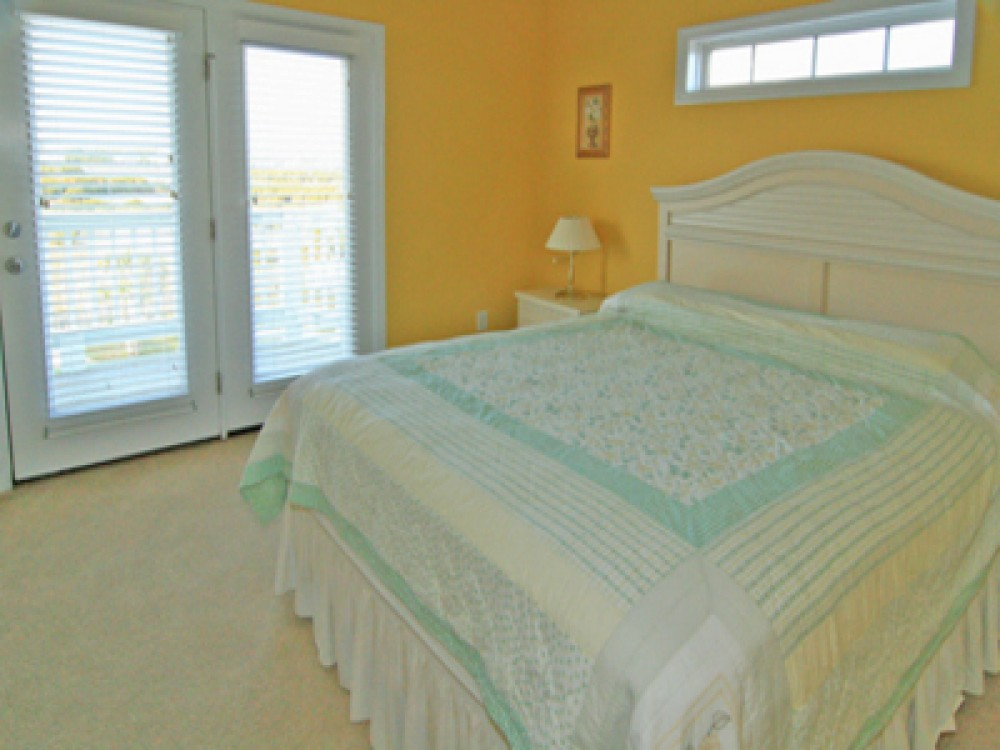 north topsail vacation rental with