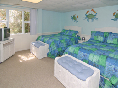 3 Bed Short Term Rental House north topsail beach