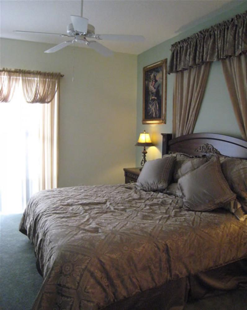 4 bed rental villa, Tuscan Hills