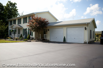 Ellicottville Vacation Home