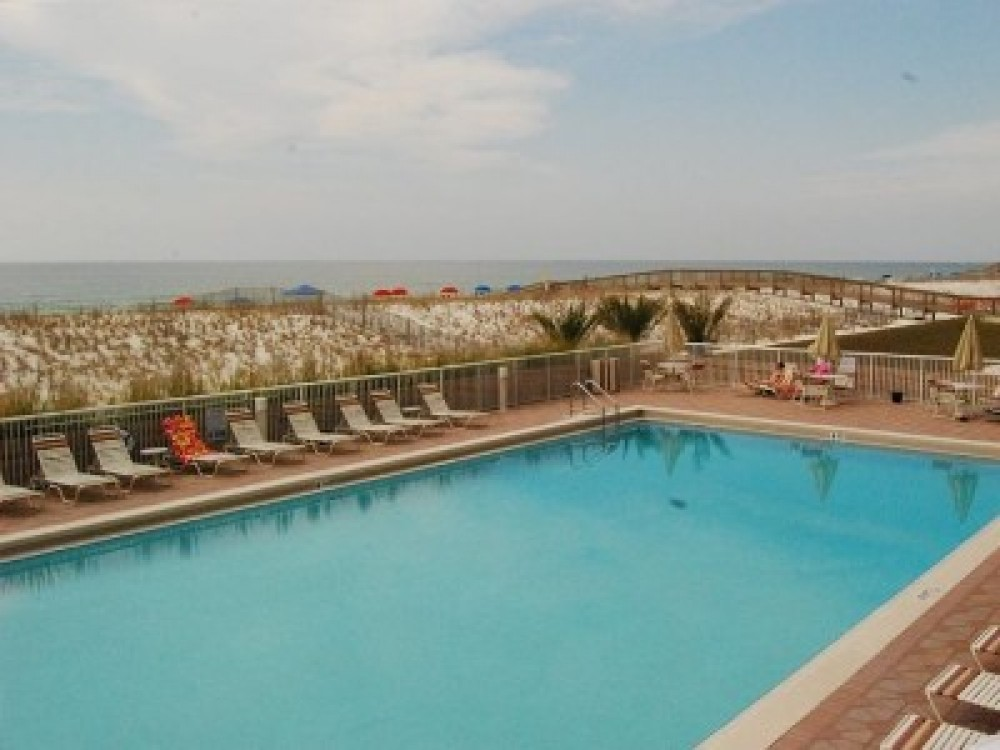 Oceanfront Pool Navarre vacation home