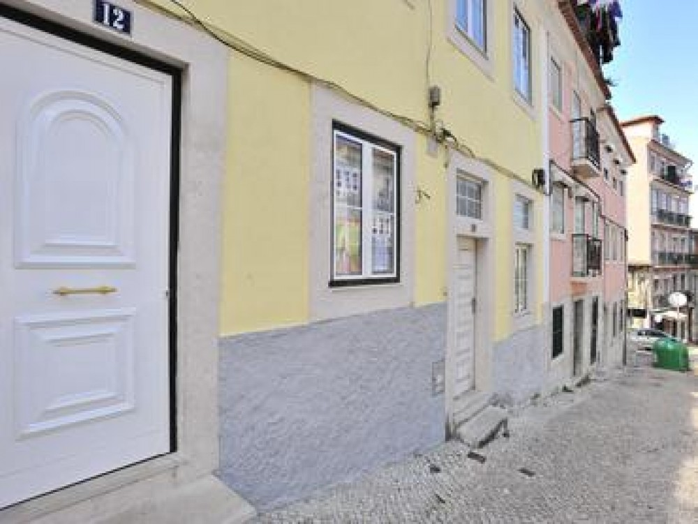 Lisbon vacation rental with