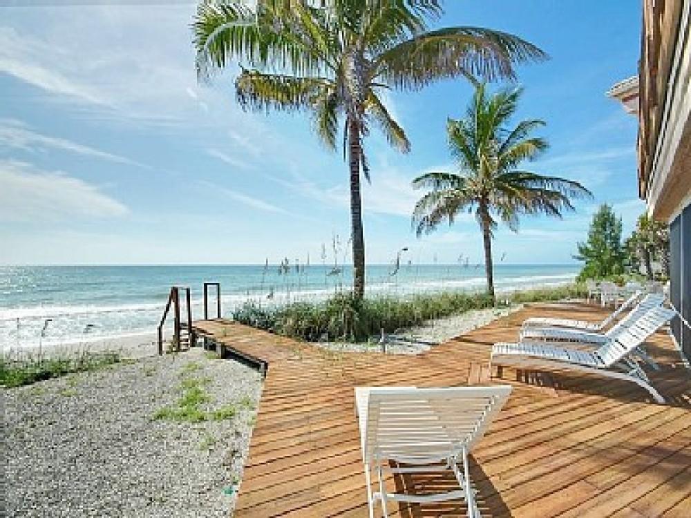Manasota Key, Florida Vacation Rental | 205 Feet Of ...