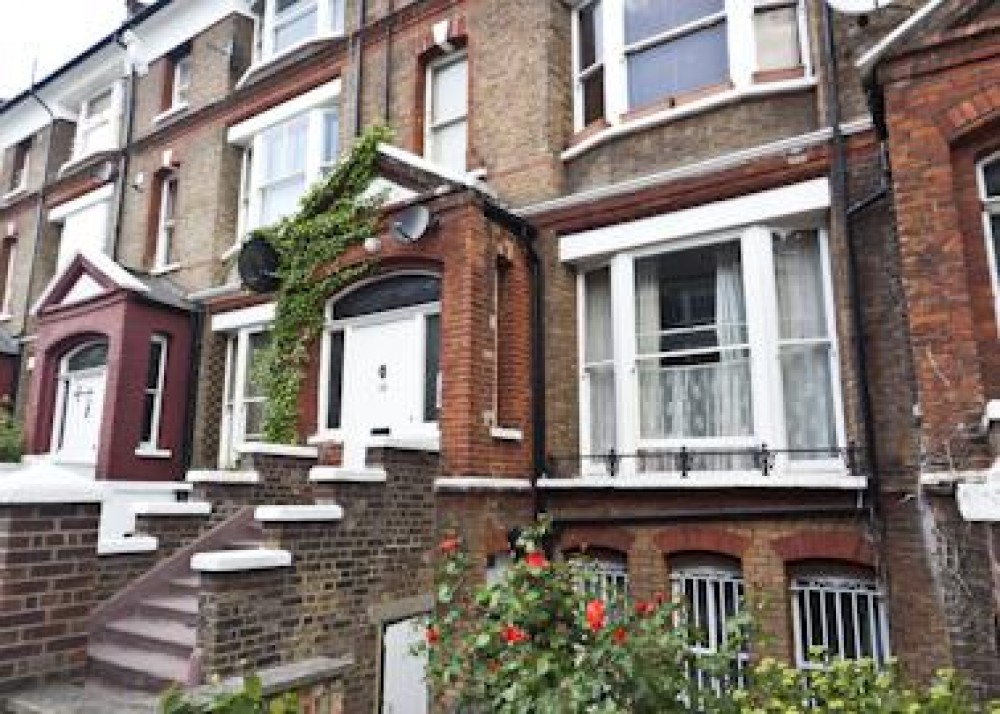 london vacation rental with