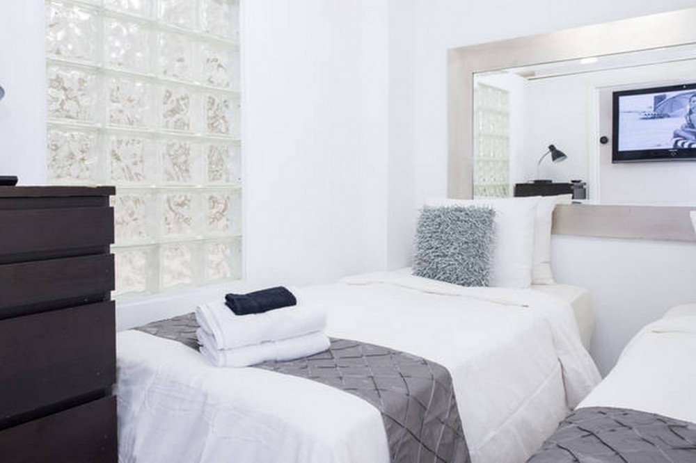 Miami Beach vacation rental with Beach at the Shelborne with private lounge ch