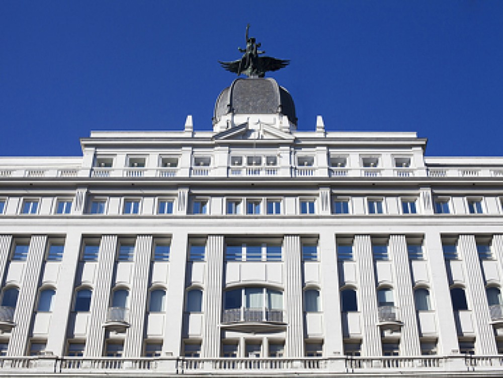 madrid city vacation rental with