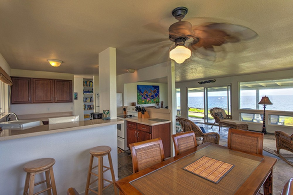 Hilo vacation home
