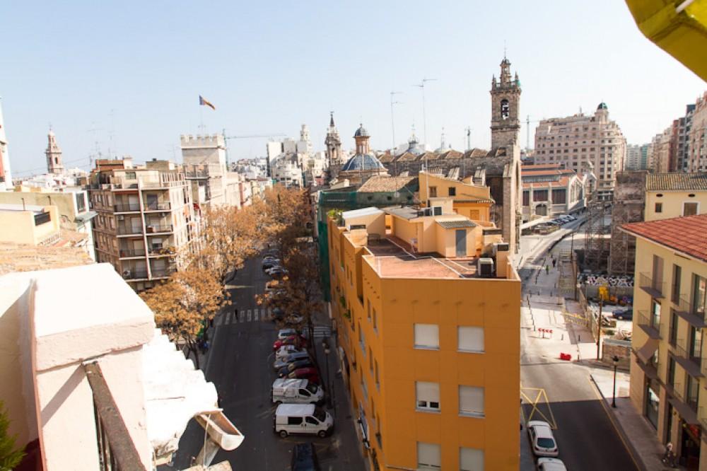 Valencia vacation rental with