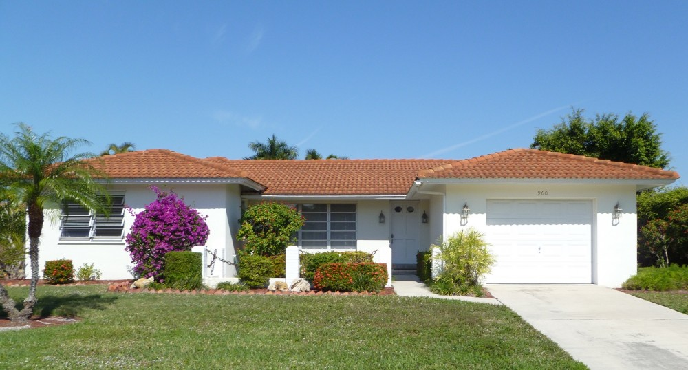 Marco Island vacation rental with The House