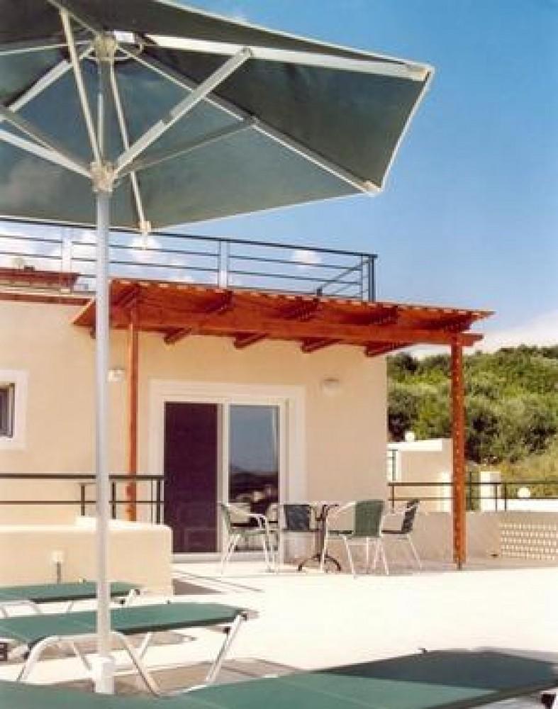 Almirida vacation rental with