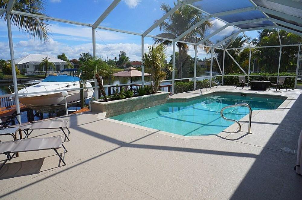 cape coral vacation Villa rental