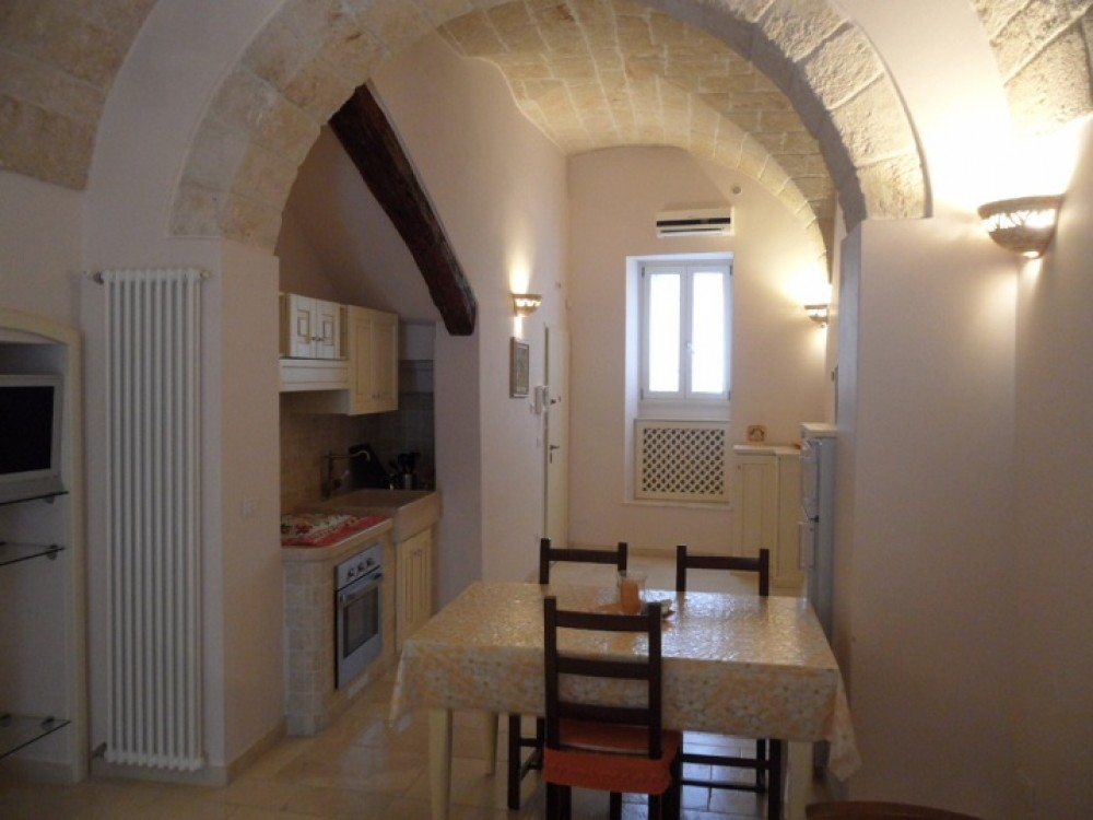 Monopoli vacation rental with