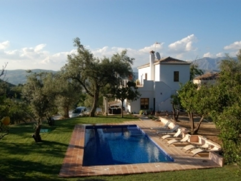 Lecrin vacation rental with