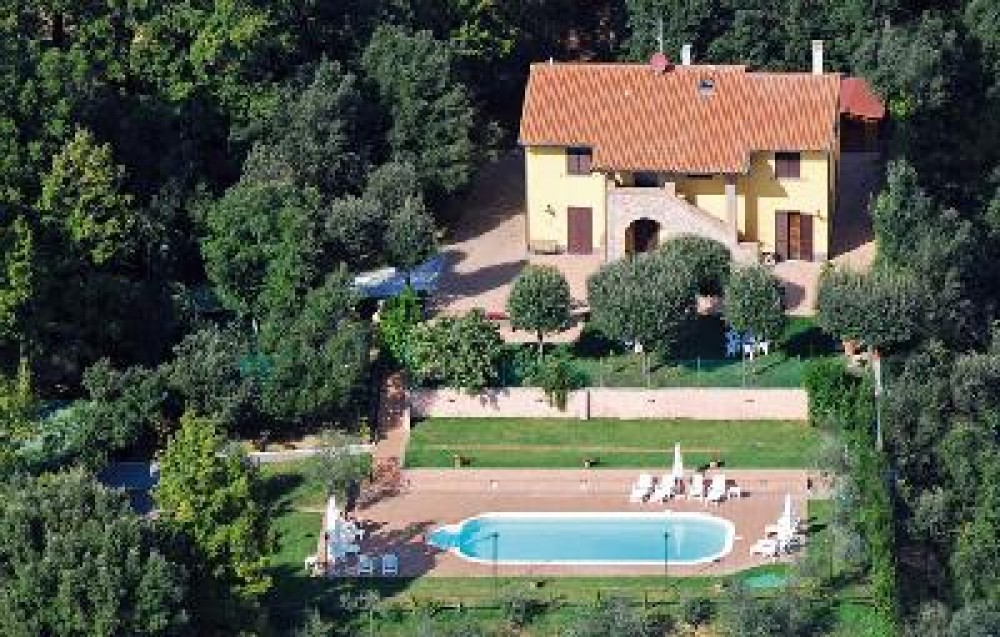 Pisa vacation rental with