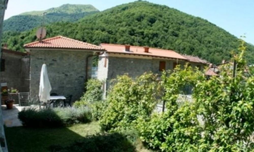 Pescaglia vacation rental with