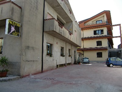Siderno 2 bedroom apartment with roof terrace in Siderno Marina