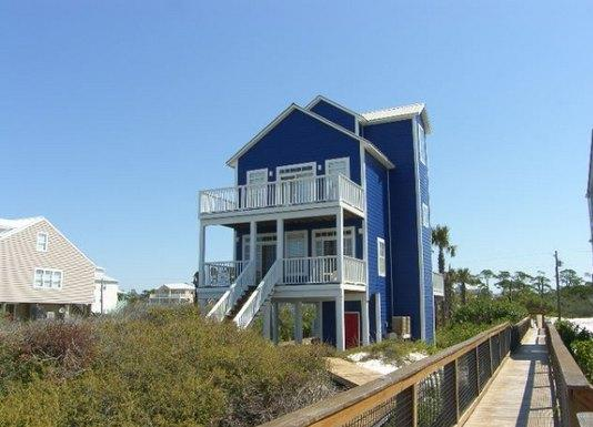 3 Bed Short Term Rental House cape san blas
