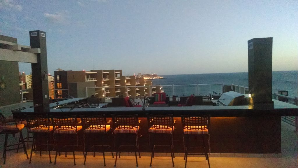 A Beautiful Penthouse with a view -3 Bedroom In Las Palomas On the Beach