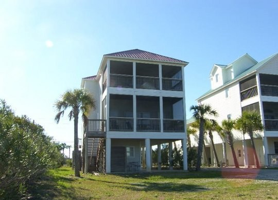 cape san blas  vacation rental with
